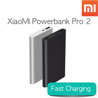 Xiaomi Mi PowerBank Pro 2 Gen 2 10000 mAh Fast Charging Original 100%