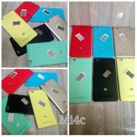 Tutup Baterai Batere Back Cover Door SIM Tray Case Casing Xiaomi Mi4c