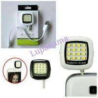 Lamp Selfie Original 16 Led Lampu Penerang Kamera Flash Camera Video