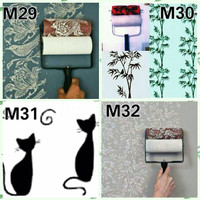 harga ROMO|DISKON|SPECIAL|EXCLUSIVE} roll cat motif/roller paint wallpaper T Tokopedia.com