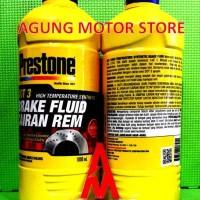 Brake Fluid / Minyak Rem Prestone Dot 3 Clear ( 1 Liter )