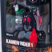 SHF Figuarts Kamen Rider 1 Ichigo Movie 2016 IND Nigo 2 Masked Cyclone