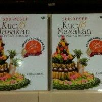 500 Resep Kue dan Masakan : Koleksi Kursus Masak Ny. Liem