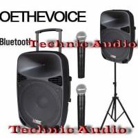 harga Portable Wireles Meeting Goethevoice Max15wr 15 In Pakai Stand Speker Tokopedia.com