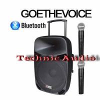 harga Portable Wireles Meeting Goethevoice Max12 Wr 12 Inchi Tokopedia.com