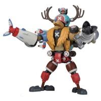 Action Figure Model Kit Mokit KD Toys One Piece Chopper Robo 5 in 1