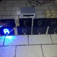 Bel Cerdas Cermat Edtronics BCC08 (Bel 8 Regu + Delay Interlock)