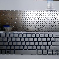 Keyboard Acer Aspire P3-171,P3-131 - Silver