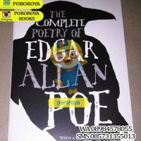 Buku Edgar Allan Poe - THE COMPLETE POETRY OF EDGAR ALLAN POE