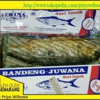 bandeng presto (duri lunak) VACUM merk Juwana Elrina asli semarang pw