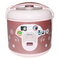 Miyako Rice Cooker 3in1 MCM-18BH Berlian Hitam Baru, Asli, Garansi Resmi
