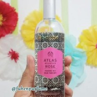 NEW Bodymist The Body Shop Reject Atlas Mountain Rose 100ml