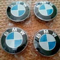 Velg center logo BMW 68mm (4pcs)