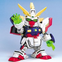 Bandai SD - Shining Gundam (BB 239)