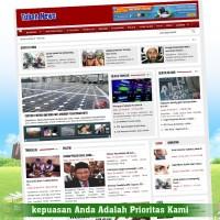 Script Portal Berita Tuban news Ellegant cms
