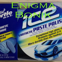 Turtle Wax Ice Synthetic Paste Polish T-465