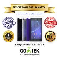 [ PROMO ] Sony Xperia Z2 D6503 - JAKARTA - GOJEK 100% NEW dan ORIGINAL