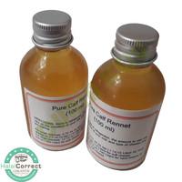 Hewani / Calf Rennet - cairan bahan pembuatan keju