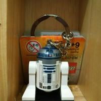 Keychain Lego - Starwars (R2D2)
