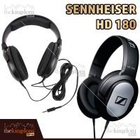 Sennheiser HD 180 / HD180 Headphone Murah, Nyaman dan Dahsyat Suaranya