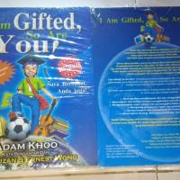 I am Gifted So Are You ! Saya berbakat anda juga - Adam Khoo Terlaris