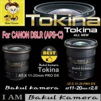 harga Lensa Tokina At-x 11-20mm F/2.8 Pro Dx / Tokina For Canon Aps-c Tokopedia.com