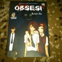 Johan Series 1 Obsesi - Lexie Xu