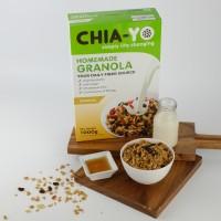 Chiayo Homemade Granola Original 1kg