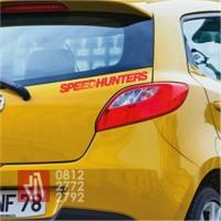 Mangele Cutting sticker mobil Speedhunters 30cm, stiker variasi