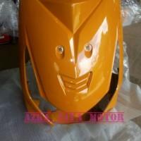 Dasi / Tameng Honda Beat Lama Karbu Warna Orange