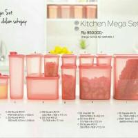 Kitchen Mega Set Tupperware