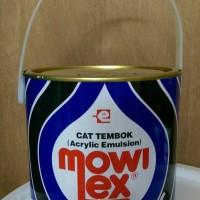 CAT TEMBOK MOWILEX E100 PUTIH 2,5 LITER / CAT INTERIOR E 100