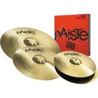 harga Paiste 101 Brass Universal Cymbal Set 14/16/20 Tokopedia.com