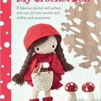 My Crochet Doll - Amigurumi Crochet book / Buku Rajut Amigurumi