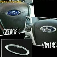 bingkai logo setir ford ecosport ford focus ford escape ford fiesta