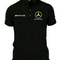 polo shirt XXXL t shirt tshirt kaos baju kerah pria MERCY AMG