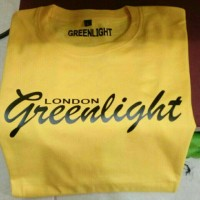 t shirt/baju/kaos/distro/polo/pakaian/pria greenlight
