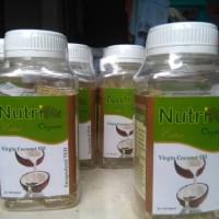 Kapsul VCO Kapsul Virgin Coconut Oil Kapsul Minyak Kelapa Murni / Dara