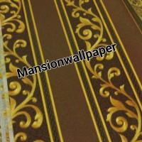 Wallpaper Dinding Garis Batik Klasik Berkualitas