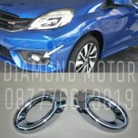 Ring Foglamp Chrome Honda Brio 2016 Kecil