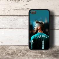 De Gea Manchester United black Custom Case Xiaomi Note 3 pro iPhone Sa