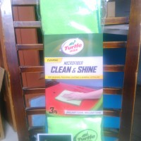 Jual Turtle Wax Microfiber Clean And Shine Murah