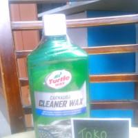 Turtle Wax Carnauba Cleaner Wax Liquid