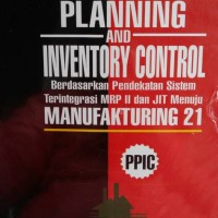 Production Planning and Inventory Control, Vincent Gaspersz