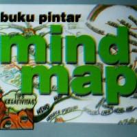 Buku Pintar MIND MAP karangan Tony Buzan penerbit Gramedia