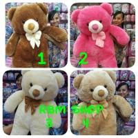 Jual boneka teddy bear 1.2 meter / beruang super jumbo /tedy super besar Murah