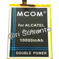 Baterai M-COM for Alcatel One Touch Flash Plus OT-7054 TLI S600