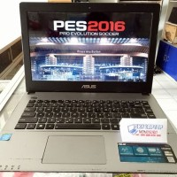 Laptop Bekas Second Asus X450CA Silver Dual Core