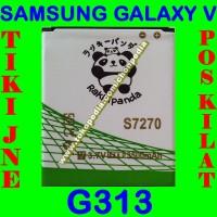 Baterai Samsung Galaxy V G313 Rakki Panda Batrai Batre Battery Batere