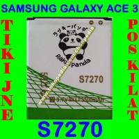 Baterai Samsung Galaxy Ace 3 S7270 Rakki Panda Batrai Batre Battery